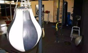 Aparatos para entrenar boxeo en zona cerca de daganzo Cobeña o Valdeolmos